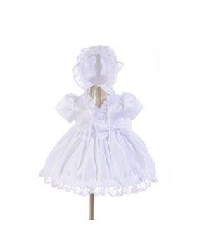 Sandra - Christening Dress for Girls-S