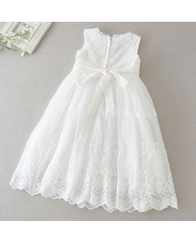 Elizabeth - Baptism Gown Sleeveless