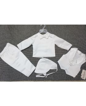 Alexander - Baptism Suit for Baby Boys-M