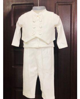 RONALD - Baptism Set for Baby Boy-S