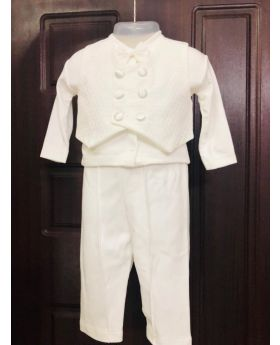 ROBERT - Christening Set for Baby Boy