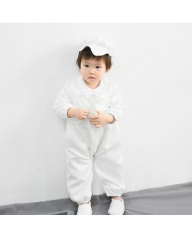 Michael - Baptism Dress and Cap for Boys