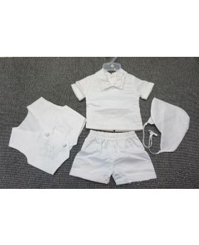 Samuel - Christening Dress Set for Baby Boy