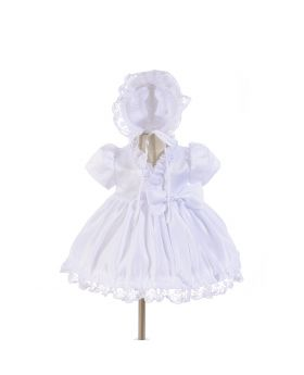 Sandra - Christening Dress for Girls